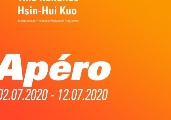APÉRO 02.07. – 12.07.2020