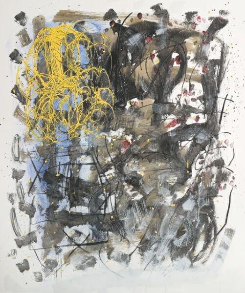 Werkabbildung von Joachim Czichon