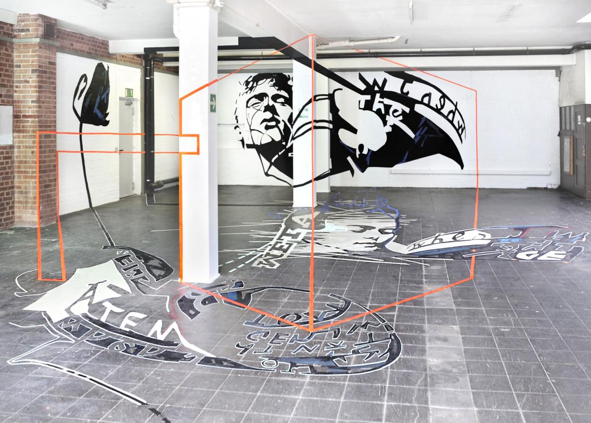 Werkabbildung von Jörg Mandernach