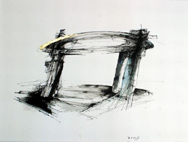 Werkabbildung von Josef Nadj