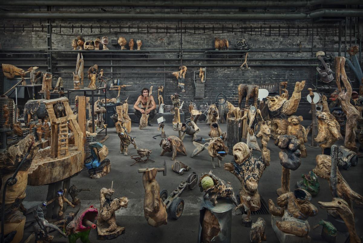 Werkabbildung von Thomas Putze