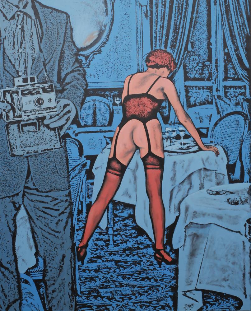 Werkabbildung von Horst Sobotta