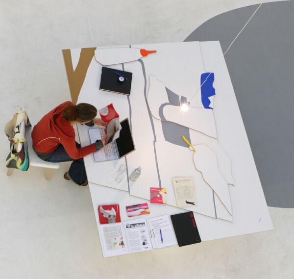 Werkabbildung von Stefan Hösl