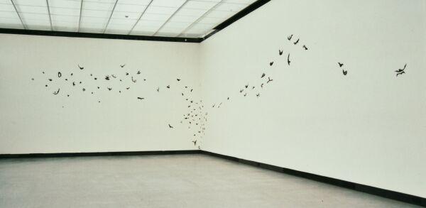 Werkabbildung von Brigitte Pfaffenberger