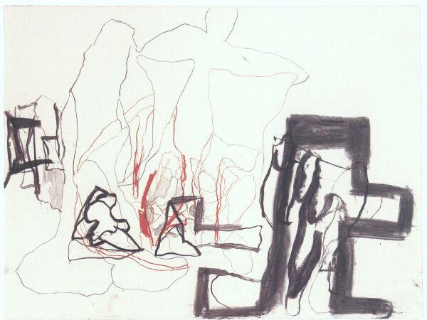 Werkabbildung von Rudolf Schoofs